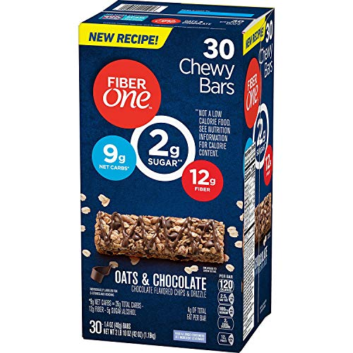 Fiber One Oats And Chocolate, 50.4 Ounce