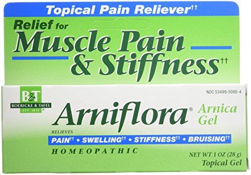 Arniflora Arnica Gel, 1 oz (3-Pack)