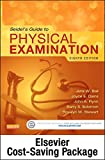 img - for Physical Examination and Health Assessment Online for Seidel's Guide to Physical Examination (Access Code, and Textbook Package) book / textbook / text book