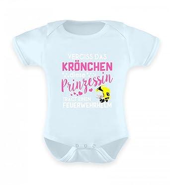 Hochwertiges Baby Body Feuerwehr Shirt Geschenk Fur