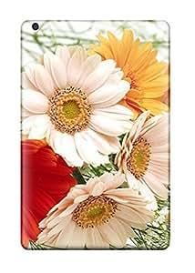 Tpu Case Cover For Ipad Mini/mini 2 Strong Protect Case - Prefer Flower Design