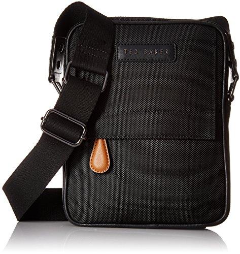 Ted Baker Men's Decoys Flight Bag, Black by Ted Baker