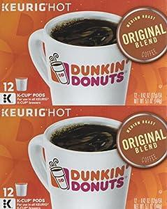 Dunkin' Donuts Medium Roast Pod from Dunkin' Donuts