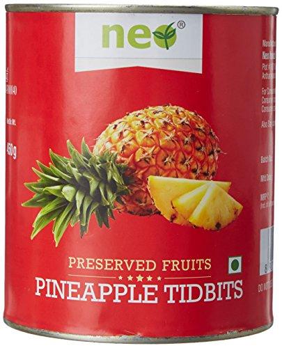 Neo Pineapple Tidbits,820g