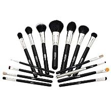 Mojo Beauty Premier 15-Piece Professional Make-up Brush Kit by MOJO Beauty