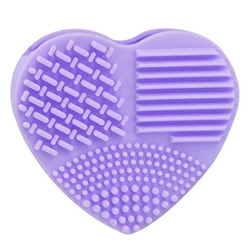 Scrubber Sunfei Silicone Cleaning Purple 01