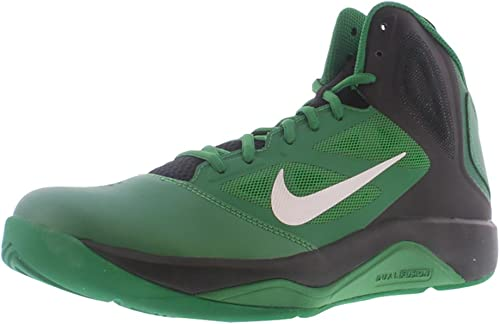 Zapatos Nike Dual Fusión Bb Ii de baloncesto del Mens 610202-300 ...
