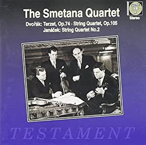 Dvorak String Quartet No.14 / Janacek String Quartet No. 2 'Intimate Letters'