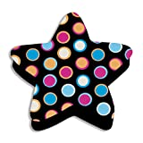Ashley Productions Star Dots Magnetic Whiteboard Erasers