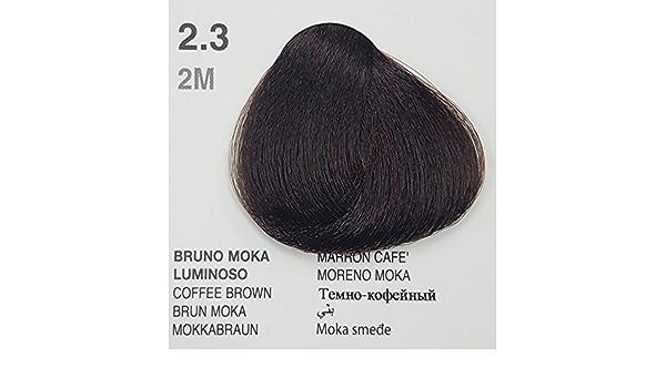 Dikson Drop Color – Tinte para cabello 100 ml 2.3 Bruno Moka ...