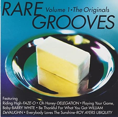 Rare Grooves, Vol. 1: Originals