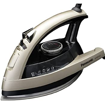 Panasonic NI-W810CS Multi-Directional Steam/Dry Iron with Ceramic Soleplate