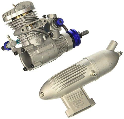 (Evolution Engines 52NX Glow Engine with)