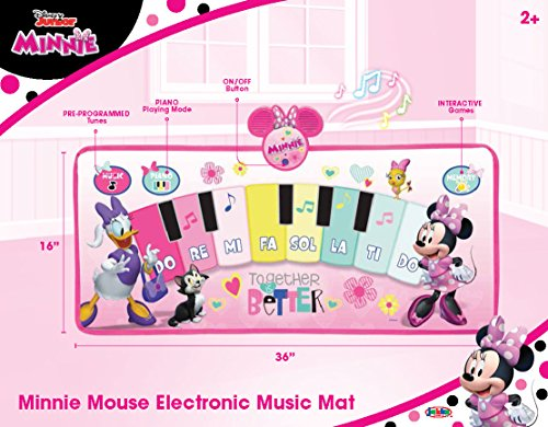 Minnie Mouse Together is Better Electronic Music Mat Play by Minnie Mouse (Image #4)