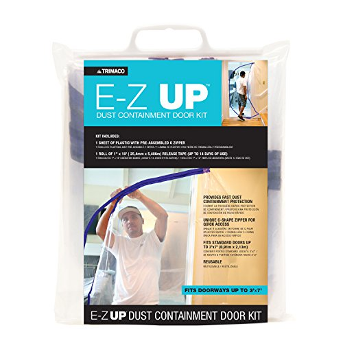 Trimaco 54740 E-Z Up Dust Containment Door Kit