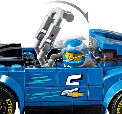 LEGO 75891 Speed Champions - Chevrolet Camaro ZL1, Rennwagen