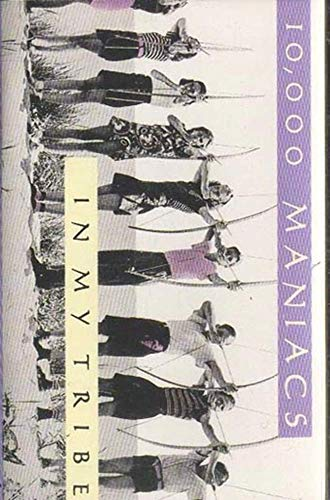 10,000 MANIACS: In My Tribe -5700 Cassette Tape