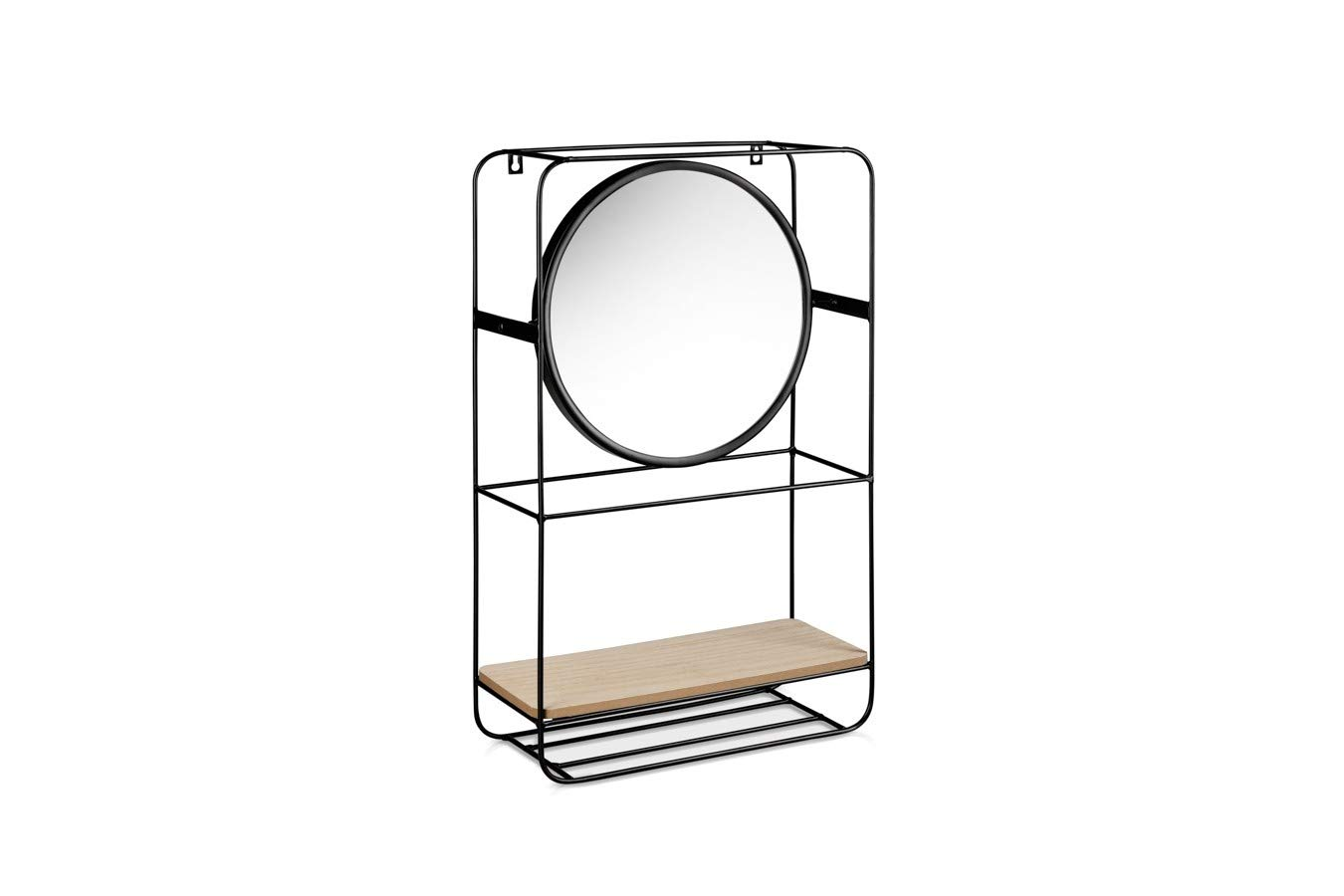 Lifa Living Bathroom Wall Mirror With Sh Buy Online In Bahamas At Desertcart