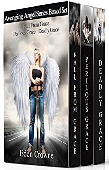 Avenging Angel Series Boxed Set by [Crowne, Eden]