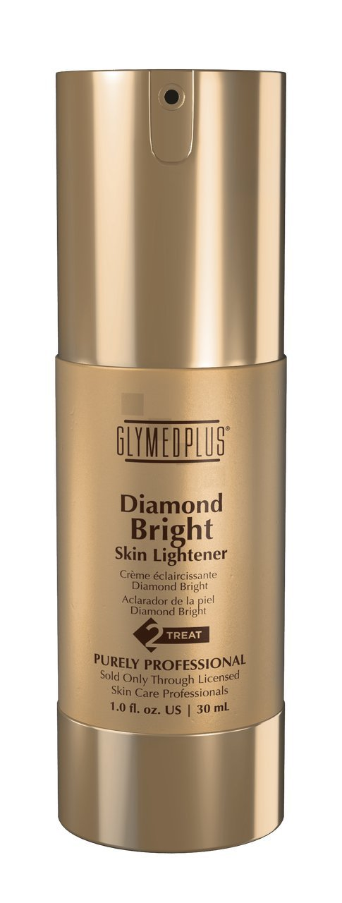GlyMedPlus Diamond Bright Skin Lightener (1oz/30ml) Skinceuticals Emollience 1 box of 6 Tarvel Size