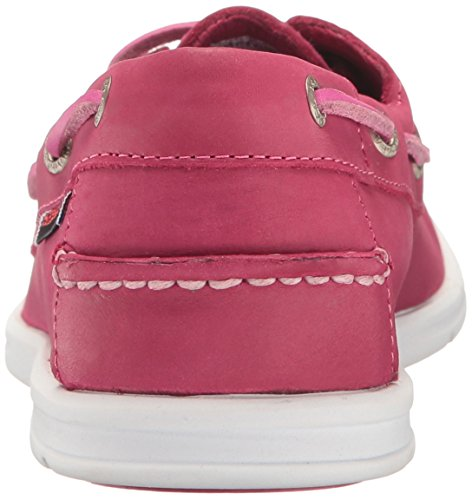 Dark Sebago Leather Ups Lace B411970 Womens Pink wIPCI7qST