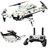 MightySkins Skin For DJI Max Coverage - Fun Guns | Protective, Durable, and Unique Vinyl Decal wrap cover | Easy To Apply, Remove, and Change Styles | Made in the USA