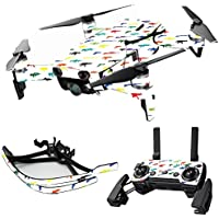 MightySkins Skin for DJI Mavic Air Drone - Fun Guns | Max Combo Protective, Durable, and Unique Vinyl Decal wrap cover | Easy To Apply, Remove, and Change Styles | Made in the USA