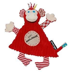Deglingos - Baby Bogos el mono, Peluche DEGLINGOS