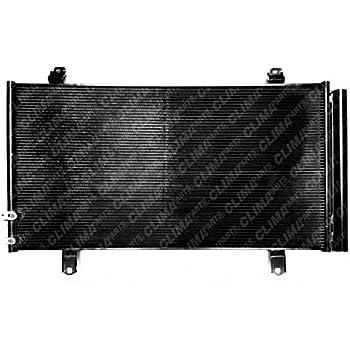COT121 AC Condenser for Toyota Sienna Lexus RX350 DPI 3869