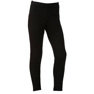 Caleçon legging polaire noir pour enfant - Taille 12 14ans  Amazon.fr   Vêtements et accessoires 87fe5adef6d