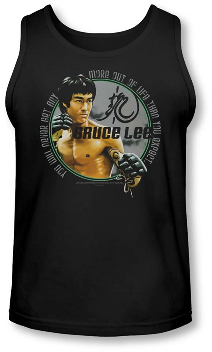 Bruce Lee - Mens Expectations Tank-Top