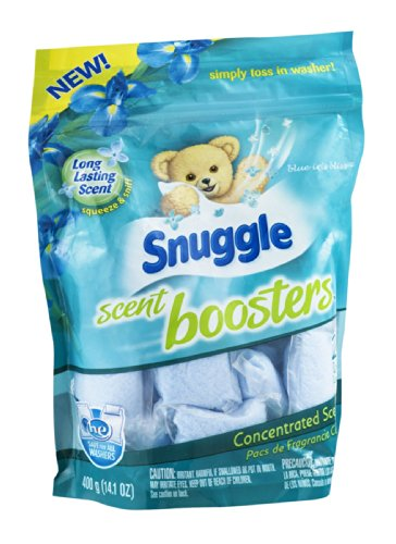 Snuggle Scent Boosters Blue Iris Bliss 20 CT