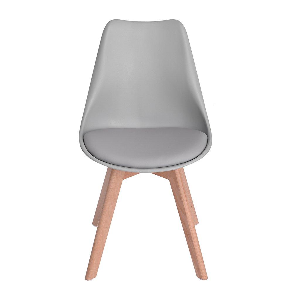 Bezaubernd Esszimmerstühle Buche Gepolstert Das Beste Von Naturelifestore 4er Set Esszimmerstühle Mit Massivholz Bein,