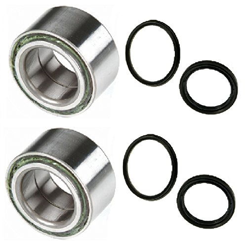 PAIR Front Left And Right Wheel Bearing & Seal fit 1989 1990 1991 1992 1993 1994 1995 1996 1997 GEO TRACKER