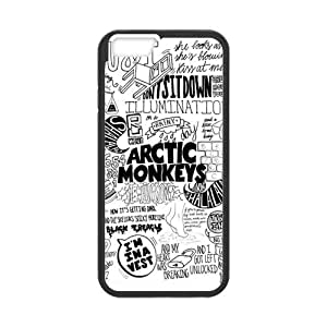 iPhone 6 Protective Case - Arctic Monkeys Hardshell Cell Phone Cover Case for New iPhone 6