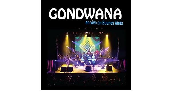nubes del firmamento gondwana