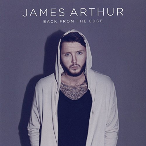 CD : James Arthur - Back From The Edge (CD)