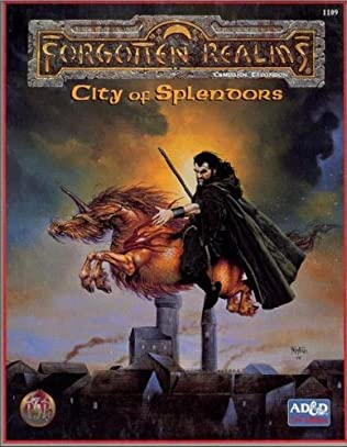 book cover of The City of Splendors