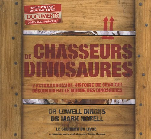 Chasseurs de dinosaures (French Edition)
