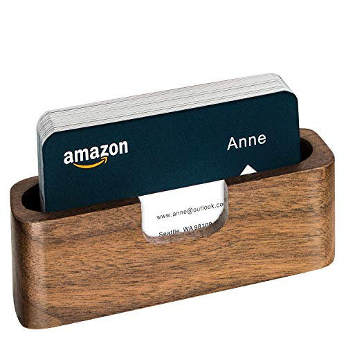 Padike Business Card Holder Wood Business Card