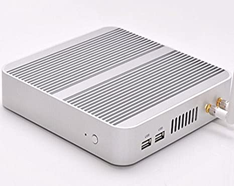 Amazon.com: EIP ZBOX with Intel Core I5 4200U without Hard-Drive, Memory Fanless Mini PC, for Thin Client, HTPC, Support Windows 7 / Windows 8 etc.