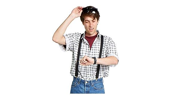 Largemouth Marty McFly - Camiseta para hombre, color blanco ...