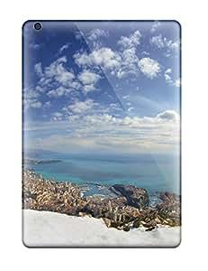 1896856K15486434 New Arrival Premium Ipad Air Case(principality Of Monaco)
