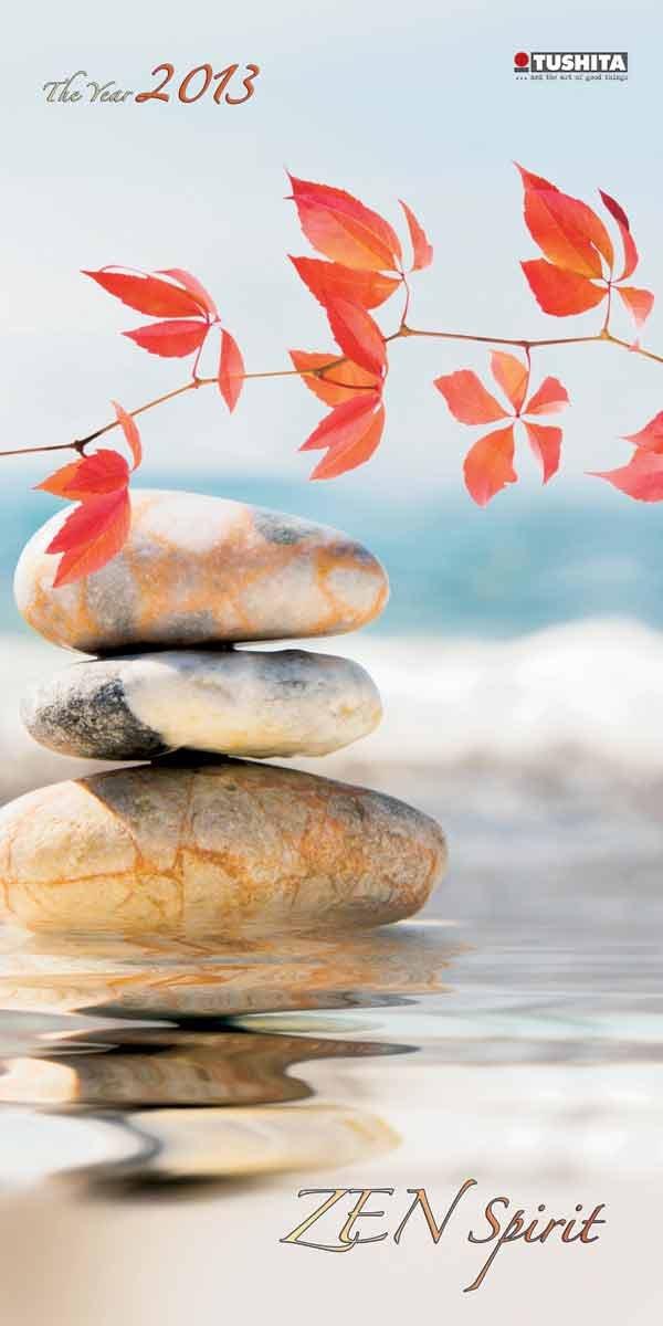 Zen Spirit 2013 Decor Calendar