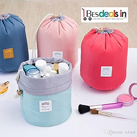 BEST DEALS - Multifunction Travel Cosmetic Bag Makeup Case Pouch Toiletry Organizer Handle Large Cosmetic Bag (Assorted Color) Popcorn Makers at amazon