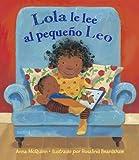 Lola le Lee Al Pequeño Leo, Anna McQuinn, 1580895999