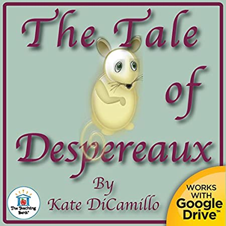 Amazon.com : Kate DiCamillo Novel Unit Bundle CD : Teachers ...