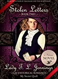 Bargain eBook - Stolen Letters   A Gay Historical Romance
