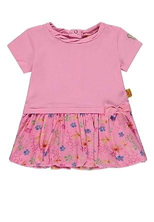 ed0799717b5e1 Steiff Steiff Mädchen Baby Kleid Kleider  Amazon.de  Bekleidung
