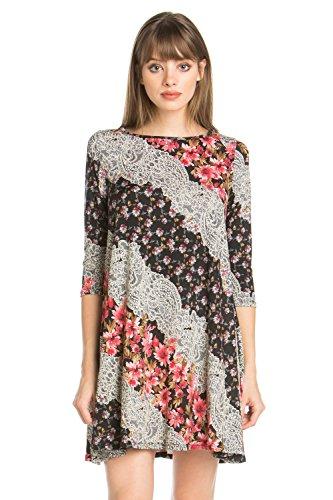 cheetah print dress - 5